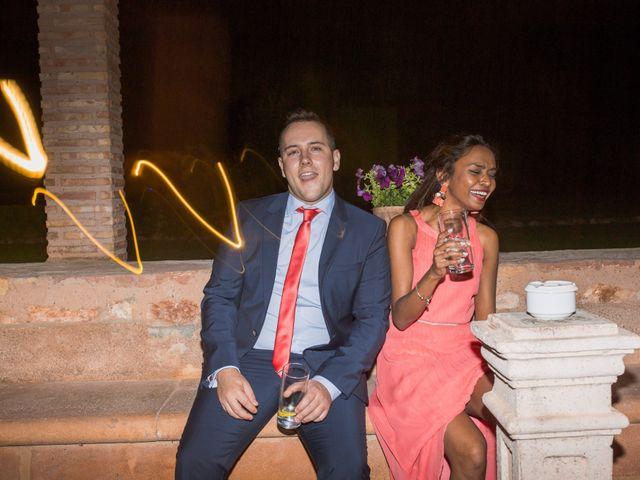 La boda de Ignacio y Noelia en Ayllon, Segovia 319