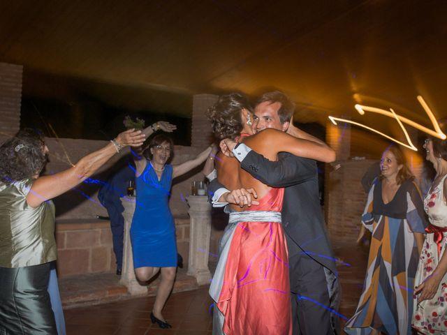 La boda de Ignacio y Noelia en Ayllon, Segovia 320