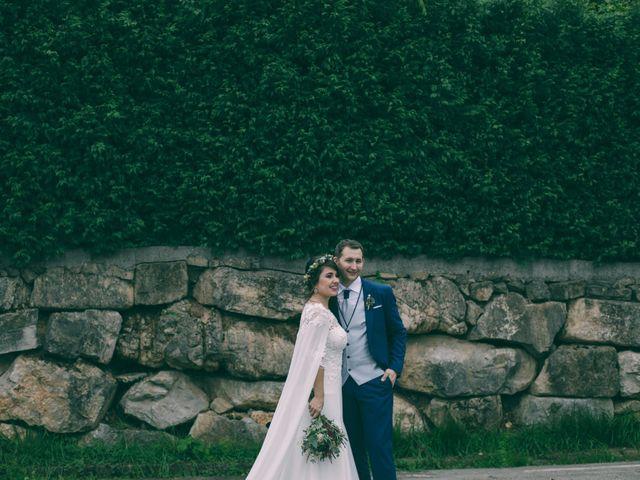 La boda de Mónica y Alberto en Gijón, Asturias 70