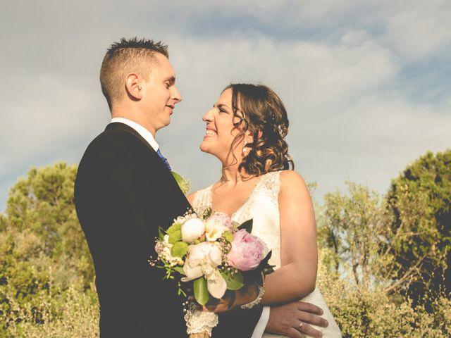 La boda de Sara y Iván