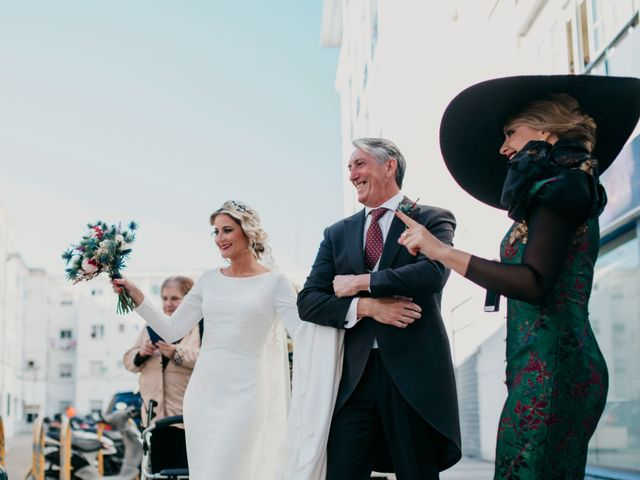 La boda de Moisés y Mireia en Jerez De La Frontera, Cádiz 39