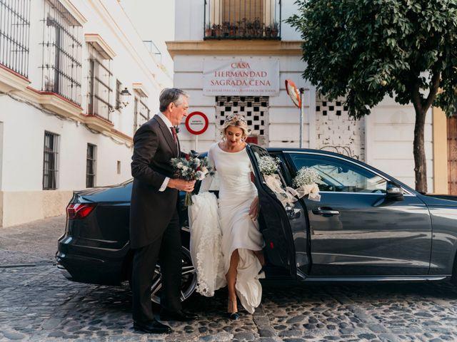 La boda de Moisés y Mireia en Jerez De La Frontera, Cádiz 43
