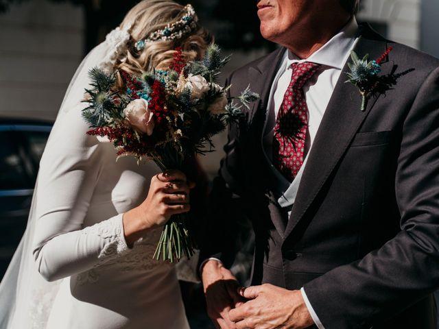 La boda de Moisés y Mireia en Jerez De La Frontera, Cádiz 44