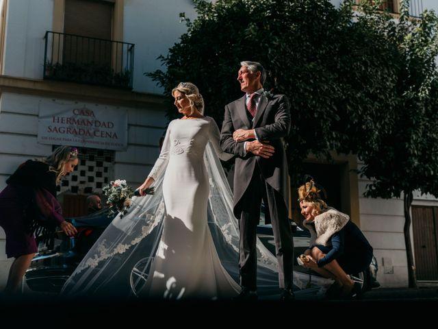 La boda de Moisés y Mireia en Jerez De La Frontera, Cádiz 45