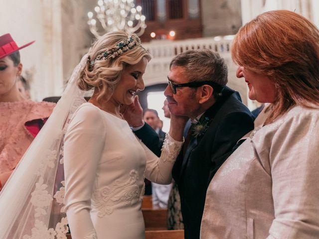 La boda de Moisés y Mireia en Jerez De La Frontera, Cádiz 47