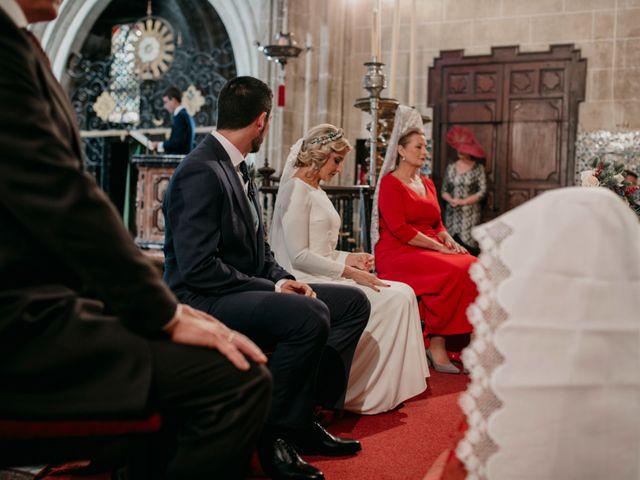 La boda de Moisés y Mireia en Jerez De La Frontera, Cádiz 48