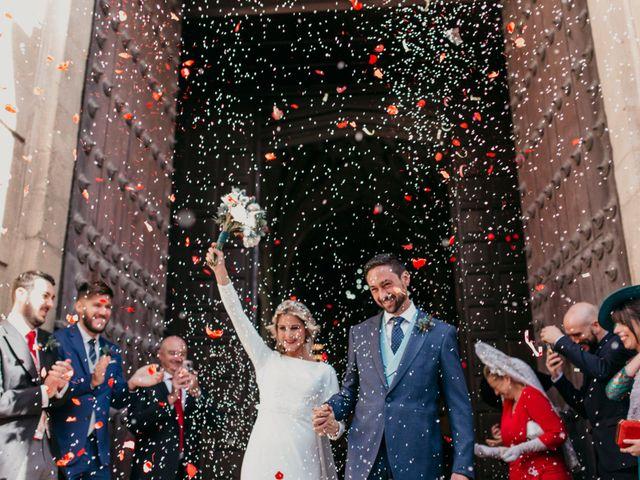 La boda de Moisés y Mireia en Jerez De La Frontera, Cádiz 52