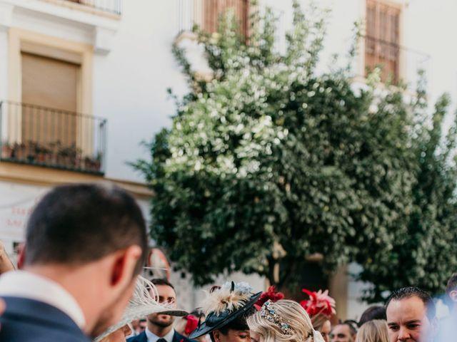 La boda de Moisés y Mireia en Jerez De La Frontera, Cádiz 54