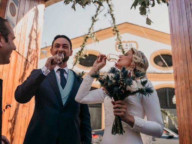 La boda de Moisés y Mireia en Jerez De La Frontera, Cádiz 65