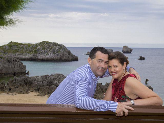 La boda de Pilar y Sergio en Noja, Cantabria 5