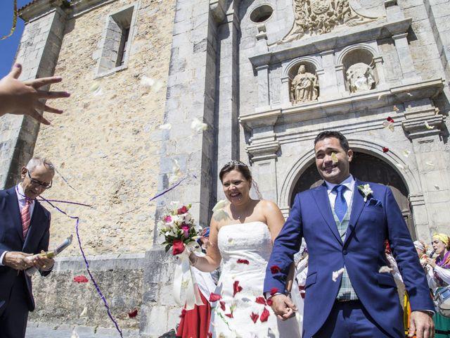La boda de Pilar y Sergio en Noja, Cantabria 16