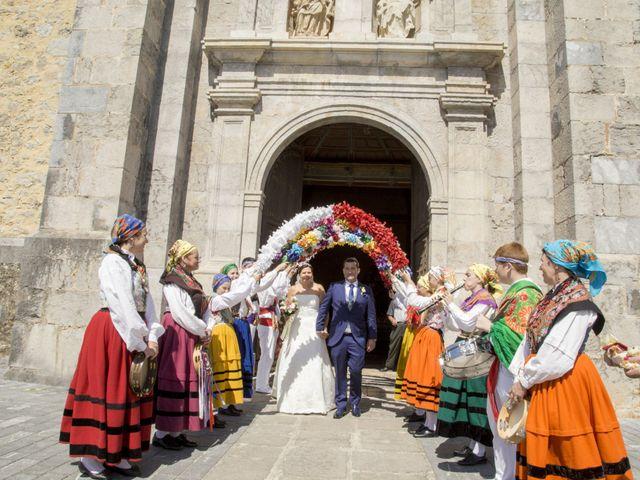 La boda de Pilar y Sergio en Noja, Cantabria 17