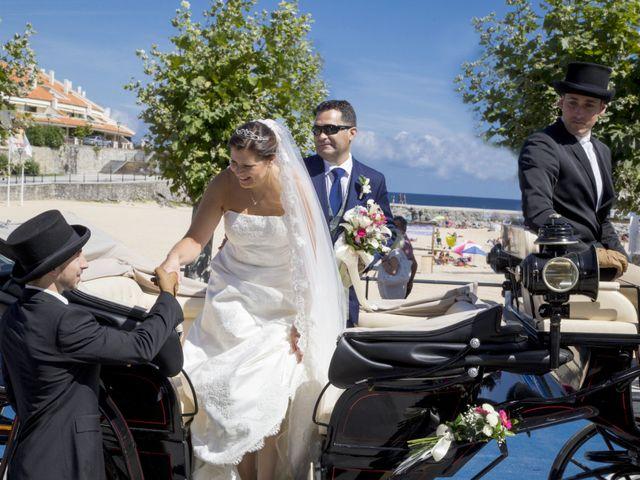 La boda de Pilar y Sergio en Noja, Cantabria 1