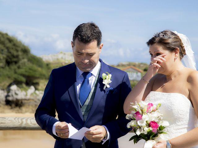 La boda de Pilar y Sergio en Noja, Cantabria 20