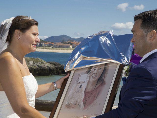 La boda de Pilar y Sergio en Noja, Cantabria 22