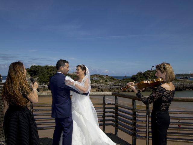 La boda de Pilar y Sergio en Noja, Cantabria 23