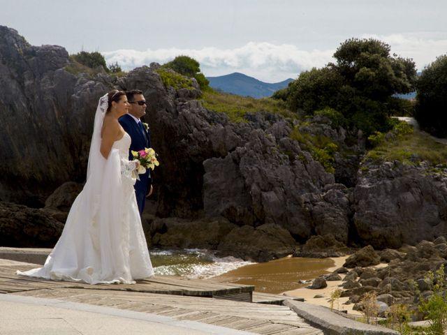 La boda de Pilar y Sergio en Noja, Cantabria 29