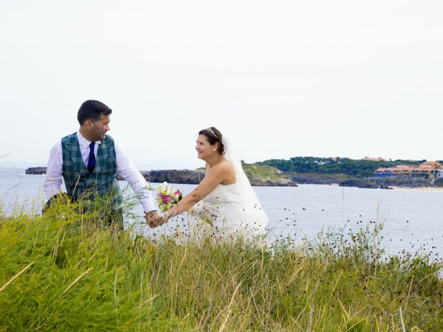 La boda de Pilar y Sergio en Noja, Cantabria 2