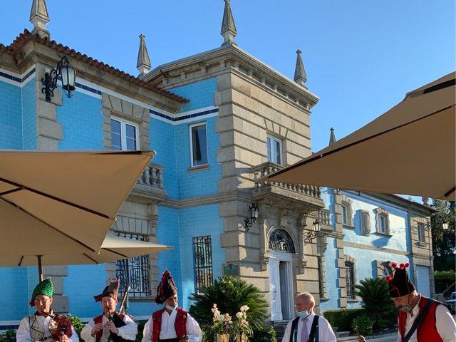 La boda de Benito  y Noelia en Vilagarcía de Arousa, Pontevedra 4