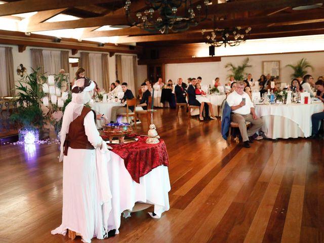 La boda de Benito  y Noelia en Vilagarcía de Arousa, Pontevedra 6