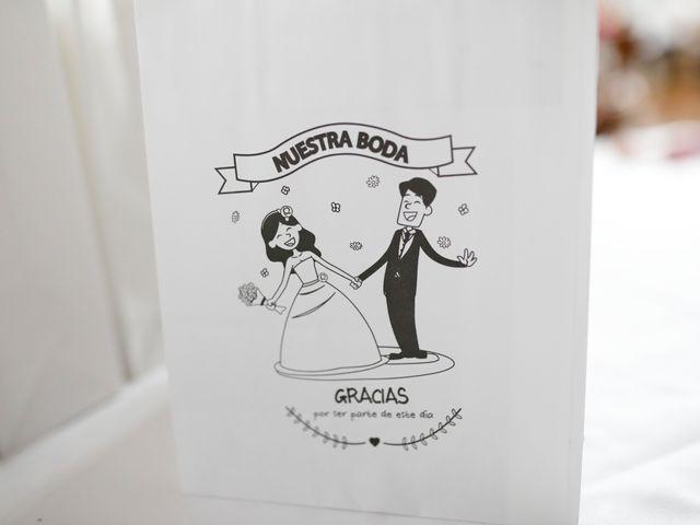 La boda de Benito  y Noelia en Vilagarcía de Arousa, Pontevedra 1