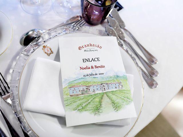 La boda de Benito  y Noelia en Vilagarcía de Arousa, Pontevedra 9