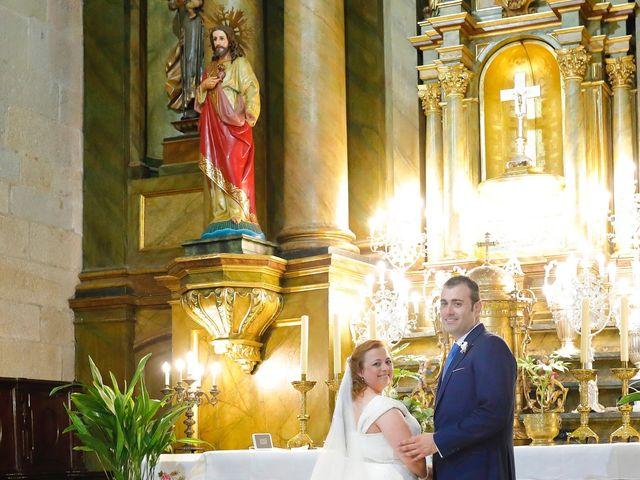La boda de Benito  y Noelia en Vilagarcía de Arousa, Pontevedra 10