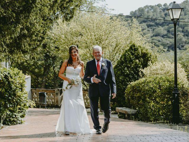 La boda de Ada y Alfred en Vilanova Del Valles, Barcelona 35
