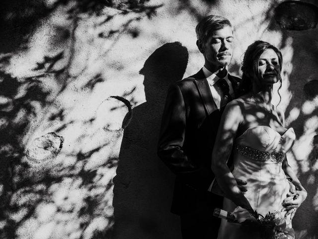 La boda de Alfred y Ada