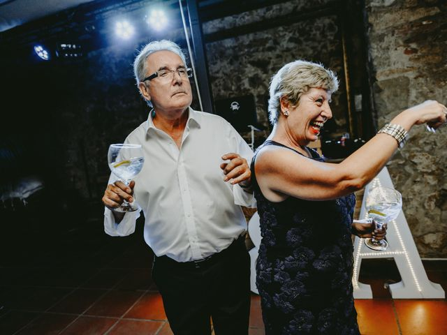La boda de Ada y Alfred en Vilanova Del Valles, Barcelona 78