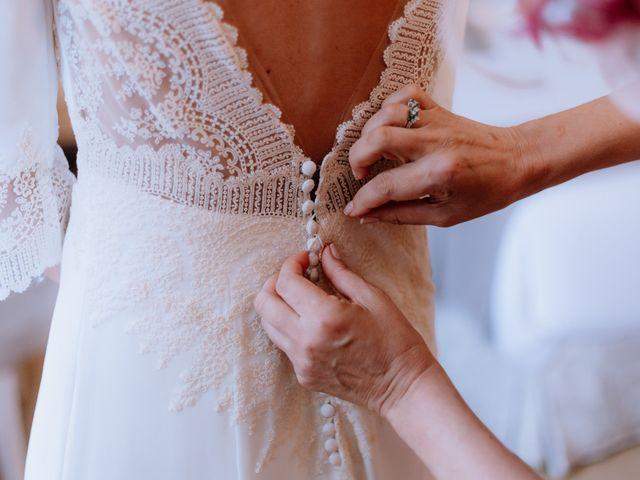 La boda de Manu y Sara en Larrabetzu, Vizcaya 45