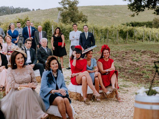 La boda de Manu y Sara en Larrabetzu, Vizcaya 68