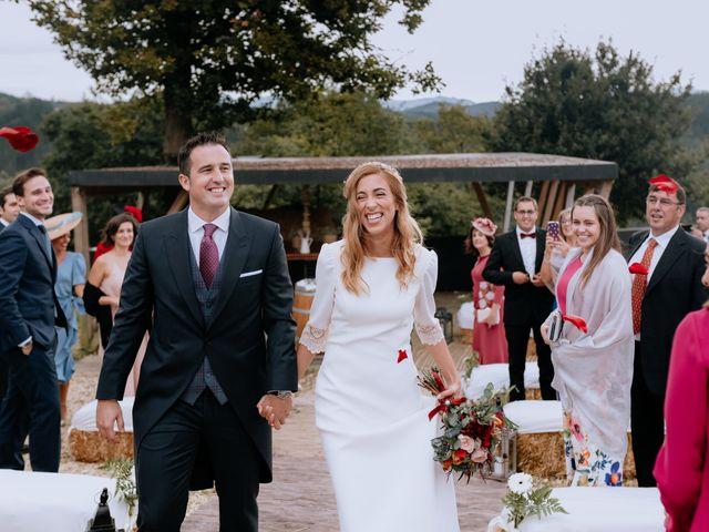 La boda de Manu y Sara en Larrabetzu, Vizcaya 74