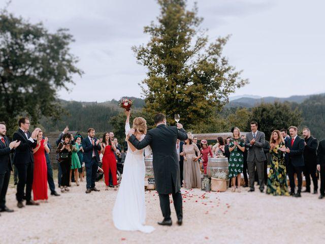 La boda de Manu y Sara en Larrabetzu, Vizcaya 76