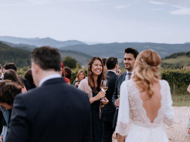 La boda de Manu y Sara en Larrabetzu, Vizcaya 77