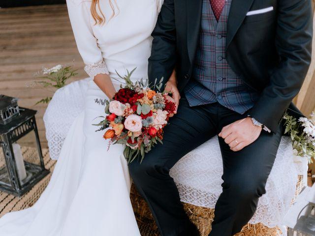 La boda de Manu y Sara en Larrabetzu, Vizcaya 86