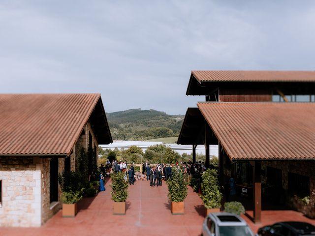 La boda de Manu y Sara en Larrabetzu, Vizcaya 101