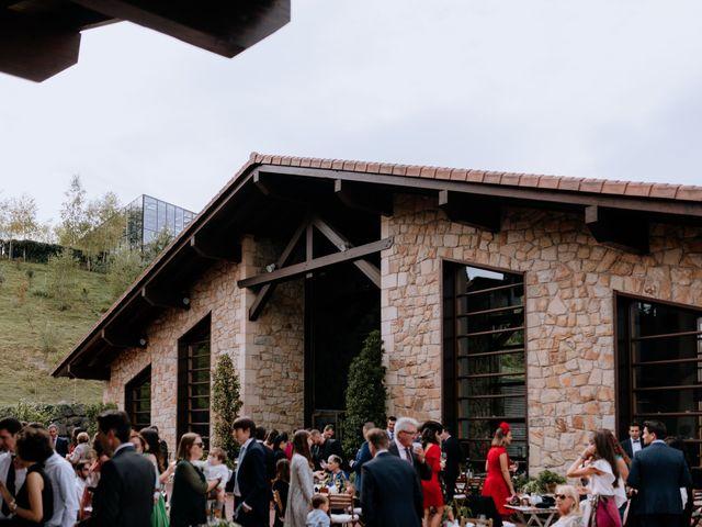 La boda de Manu y Sara en Larrabetzu, Vizcaya 104