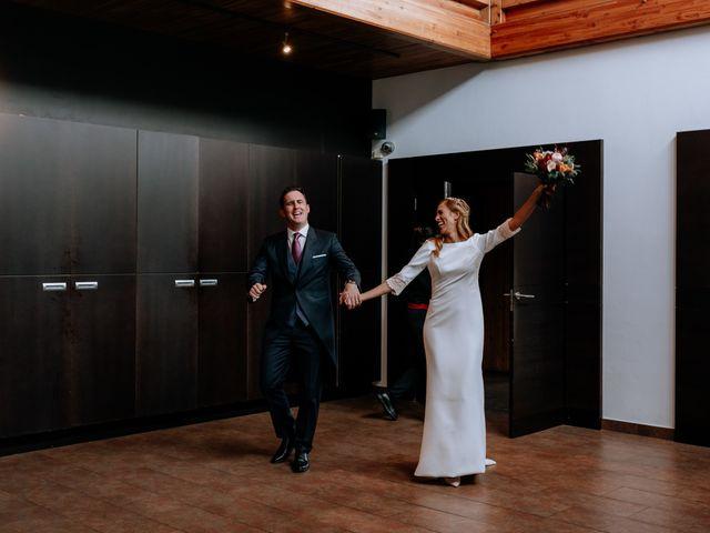 La boda de Manu y Sara en Larrabetzu, Vizcaya 123