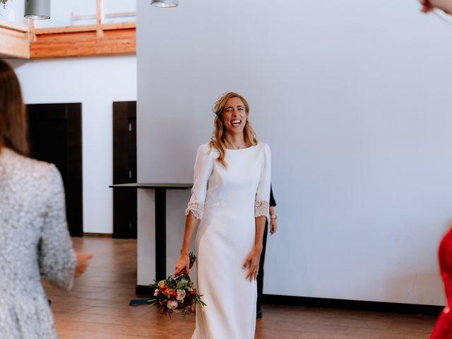 La boda de Manu y Sara en Larrabetzu, Vizcaya 125