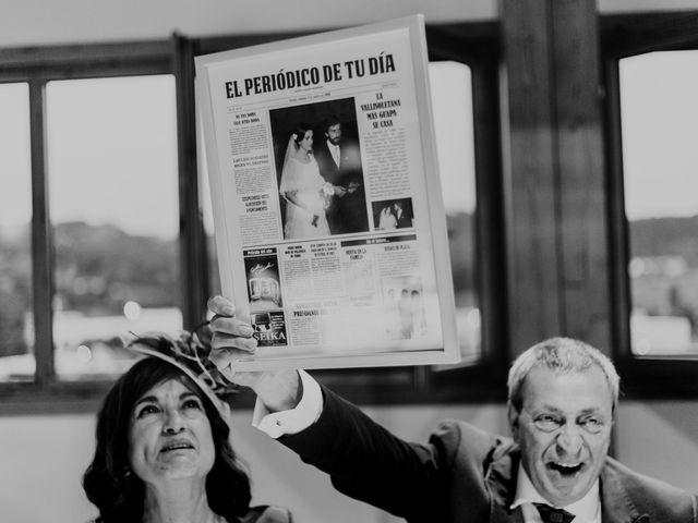 La boda de Manu y Sara en Larrabetzu, Vizcaya 130