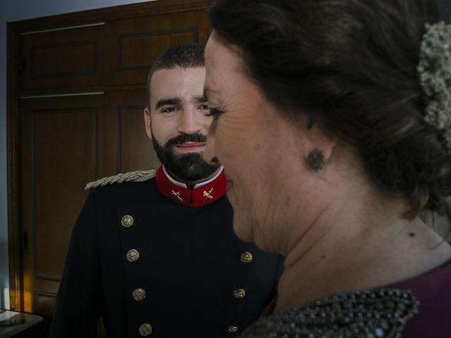 La boda de Marco y Paula en Vejer De La Frontera, Cádiz 1