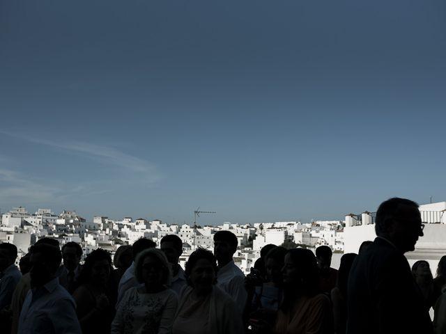 La boda de Marco y Paula en Vejer De La Frontera, Cádiz 22