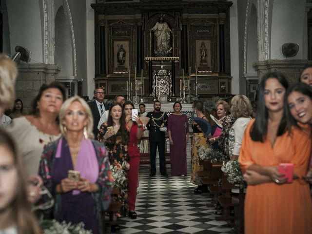 La boda de Marco y Paula en Vejer De La Frontera, Cádiz 28