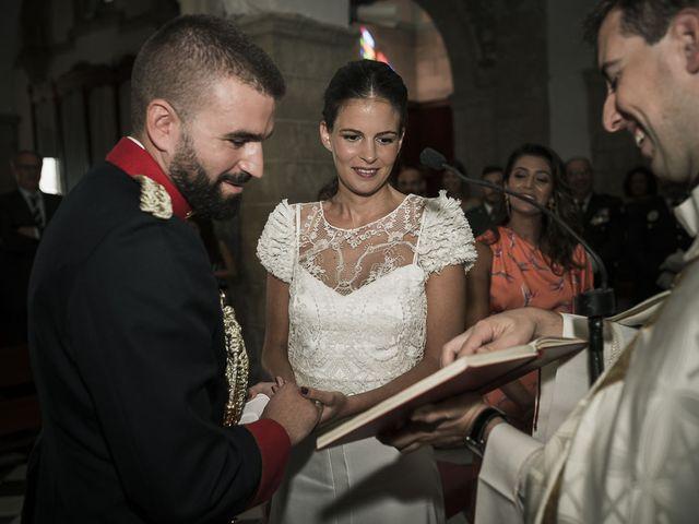 La boda de Marco y Paula en Vejer De La Frontera, Cádiz 29