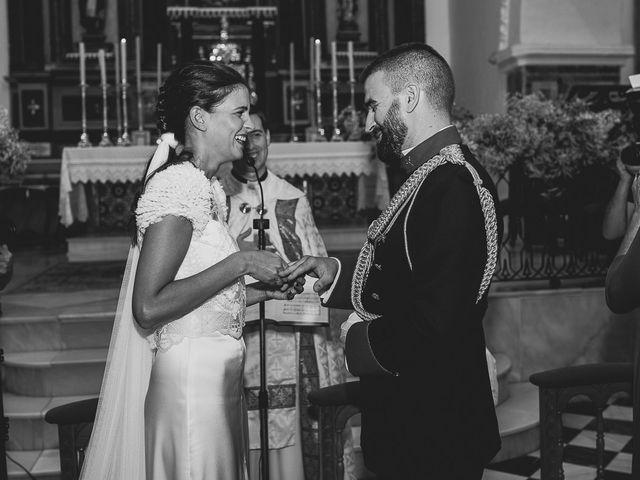 La boda de Marco y Paula en Vejer De La Frontera, Cádiz 31