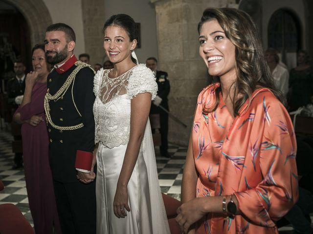La boda de Marco y Paula en Vejer De La Frontera, Cádiz 34