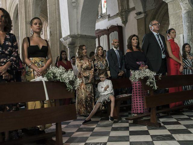 La boda de Marco y Paula en Vejer De La Frontera, Cádiz 37