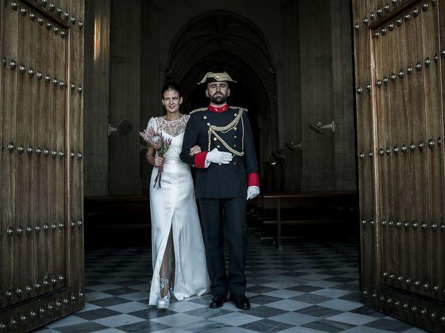 La boda de Marco y Paula en Vejer De La Frontera, Cádiz 40