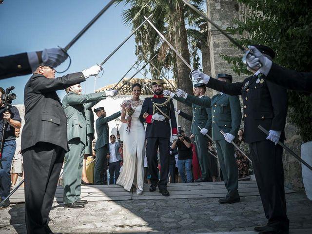 La boda de Marco y Paula en Vejer De La Frontera, Cádiz 41